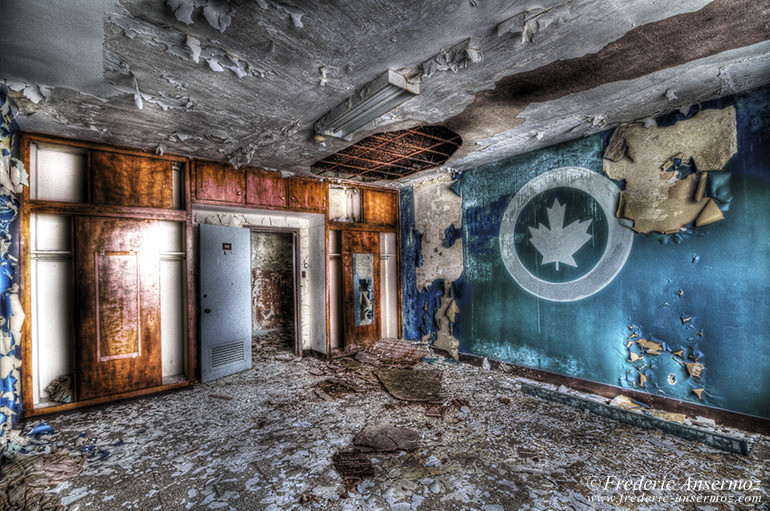Abandoned factory 14 hdr