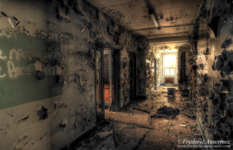 Abandoned factory 20 hdr