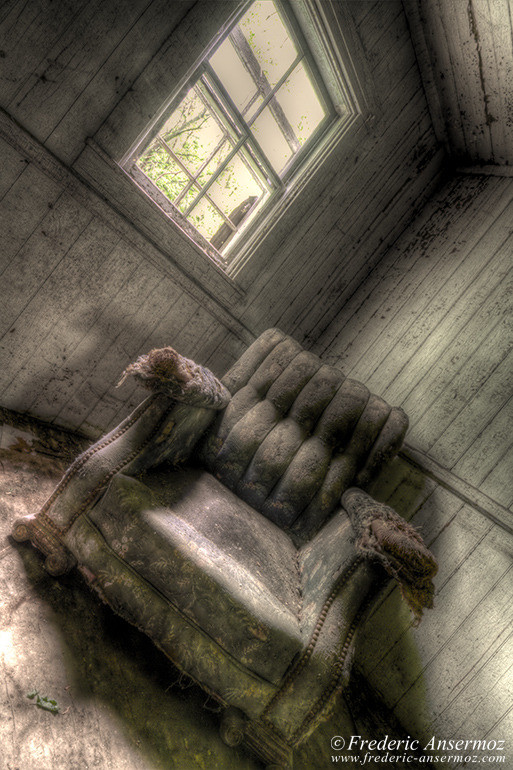 Abandoned house quebec 18 hdr