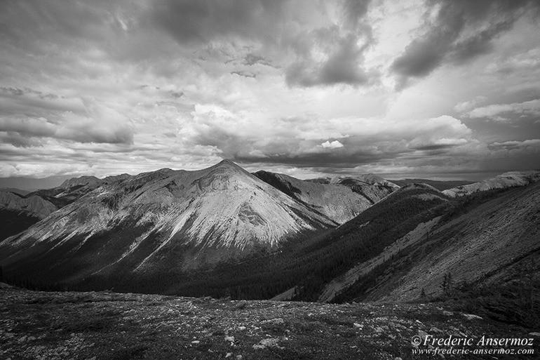 Jasper skyline