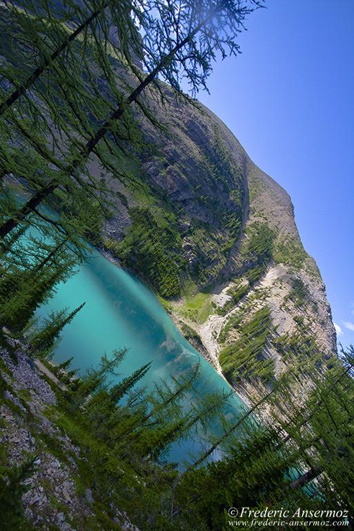 Banff mirror lake