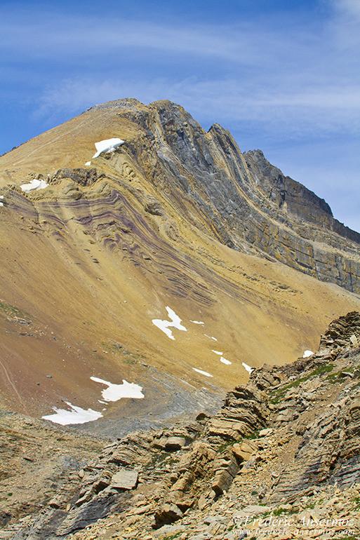 Cirque peak alberta