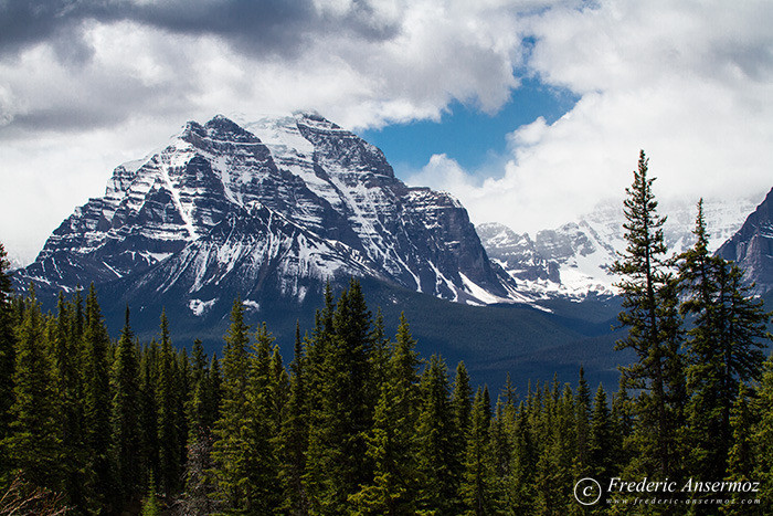 14 mountains forests canada