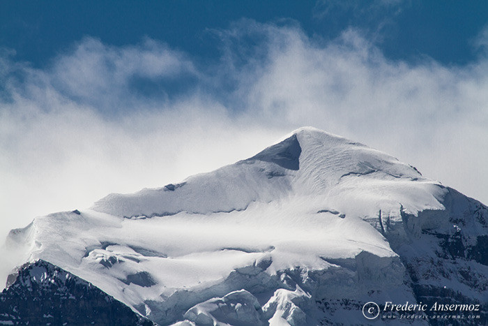16 snow capped mountain alberta