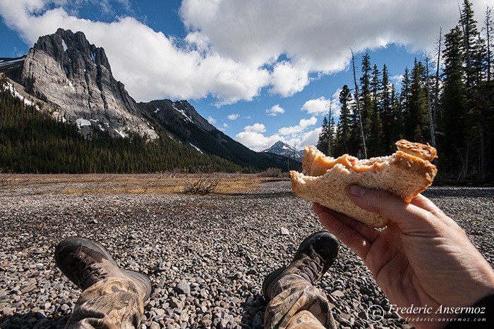 10 hike lunch break