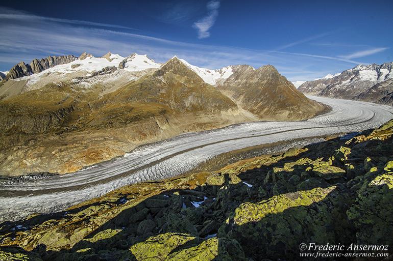 Aletsch glacier 17