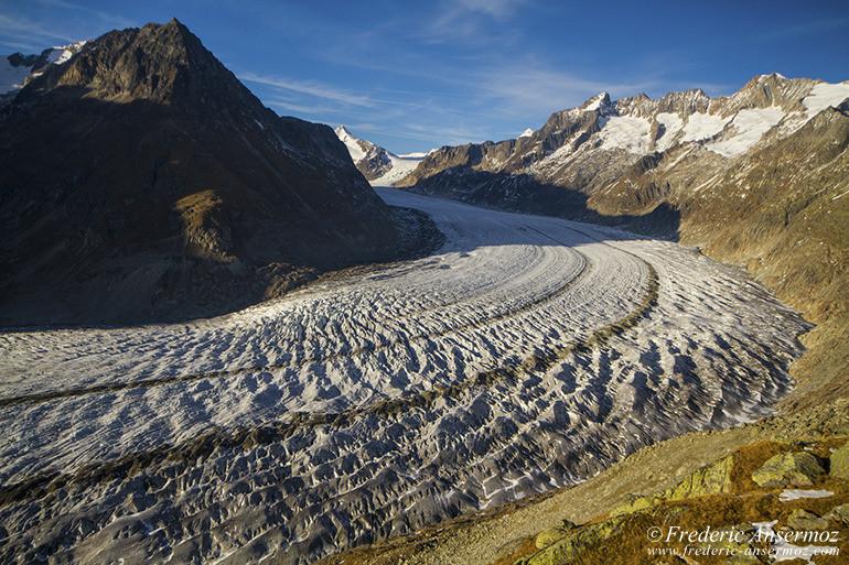 Aletsch glacier 24