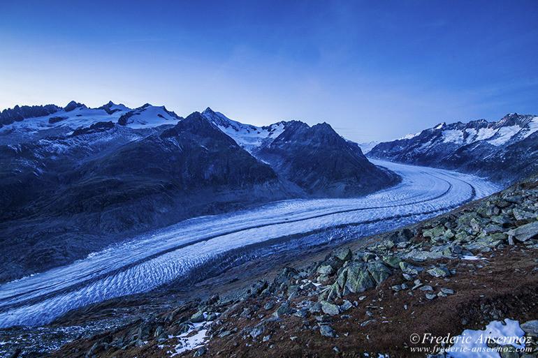 Aletsch glacier 33