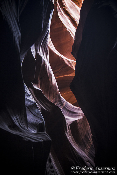 Antelope canyon 0976