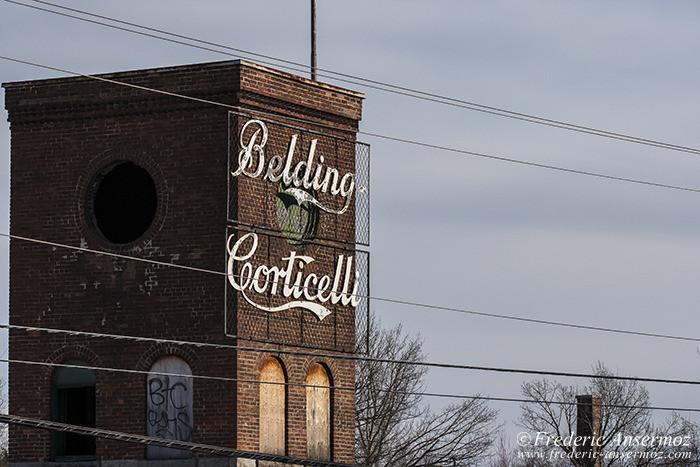 Belding corticelli 207