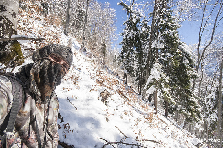 14 winter camouflage photography