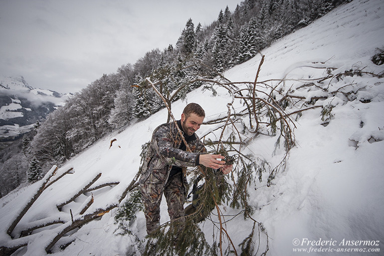 17 winter camouflage photography