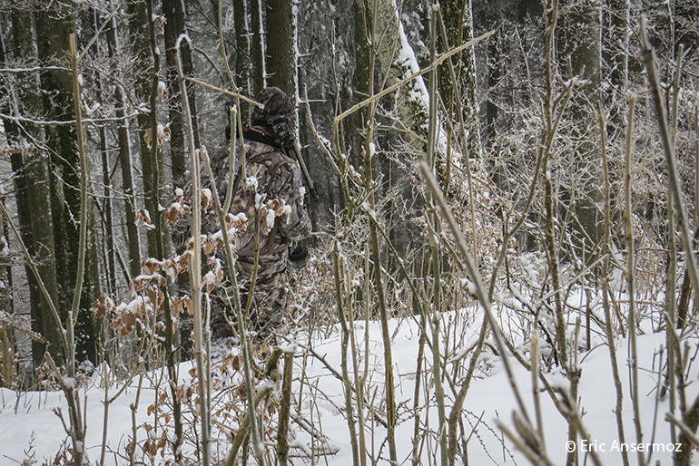 18 winter camouflage photography