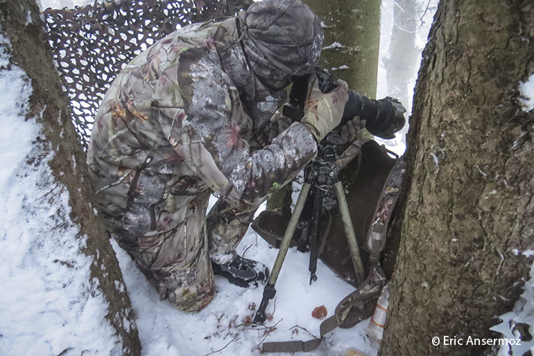 19 winter camouflage photography
