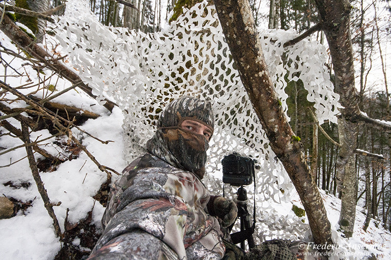 20 winter camouflage photography