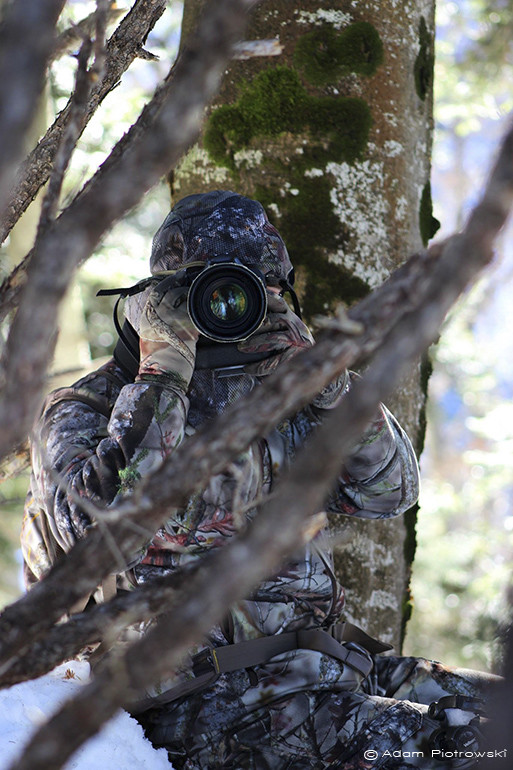21 winter camouflage photography