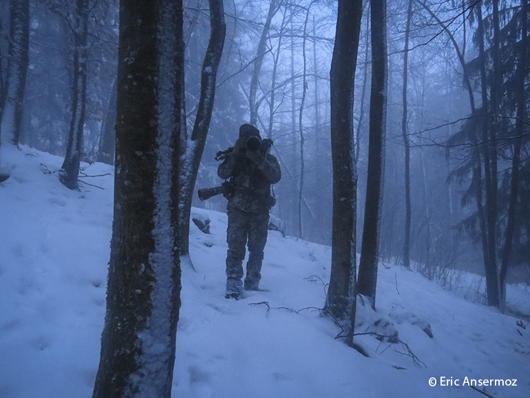 24 winter camouflage photography