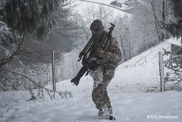 25 winter camouflage photography