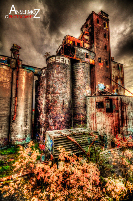 Canada malting plant tonemapped