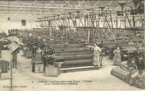 Fabrique draps