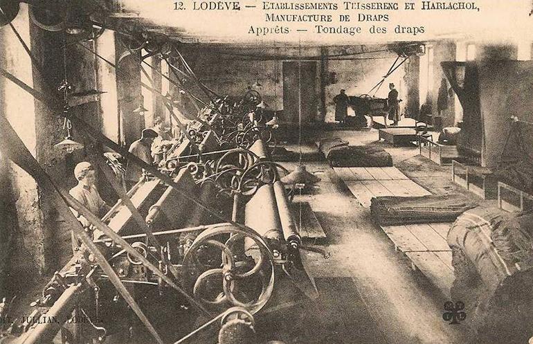 Manufacture draps lodeve