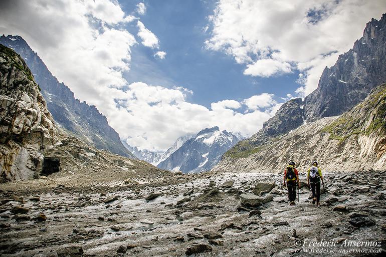 Marche glacier chamonix 03