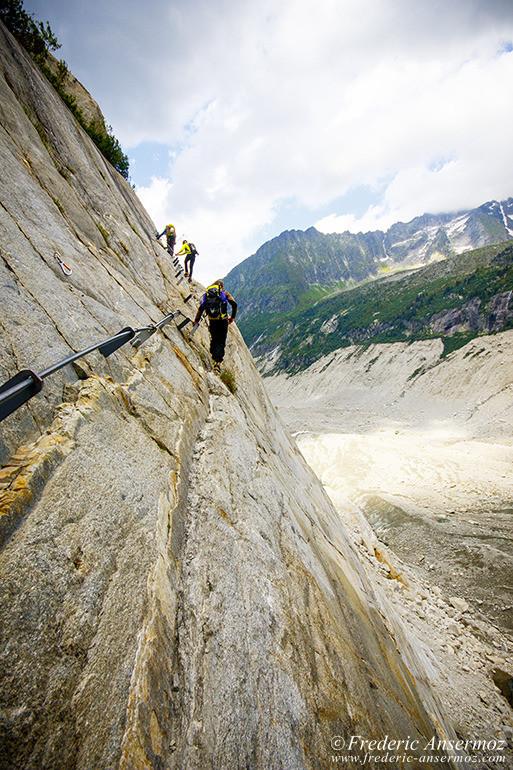 Marche glacier chamonix 05