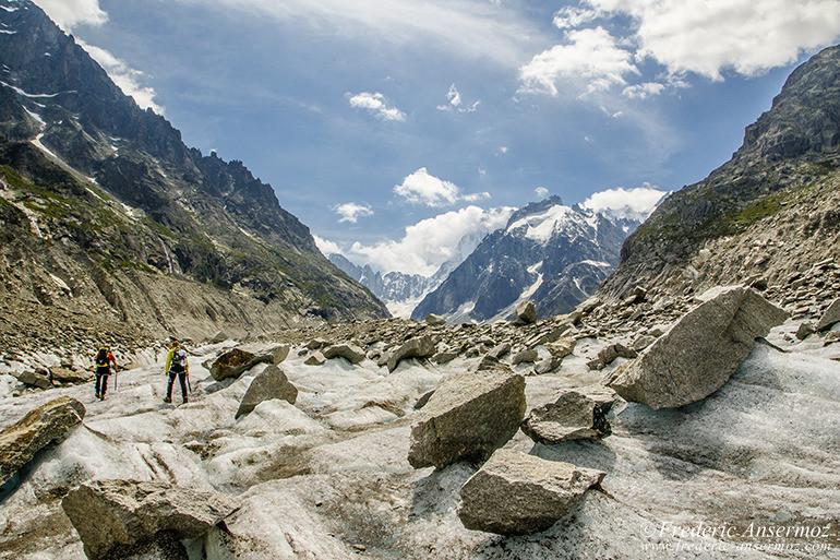 Marche glacier chamonix 07