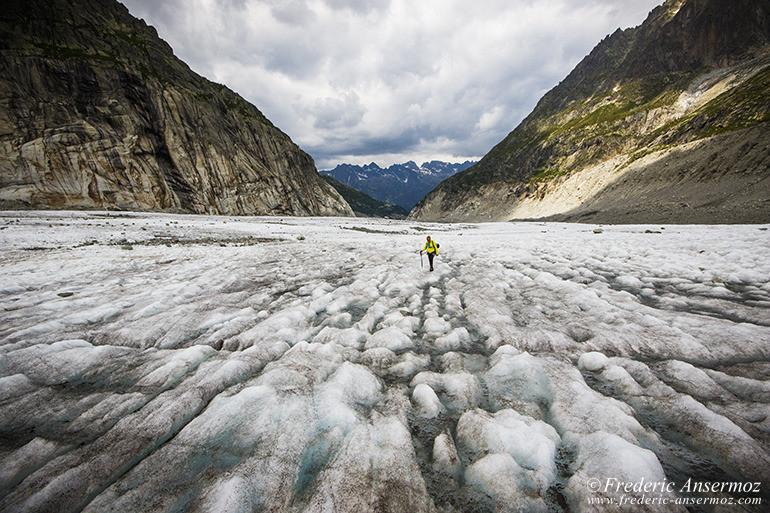 Marche glacier chamonix 11
