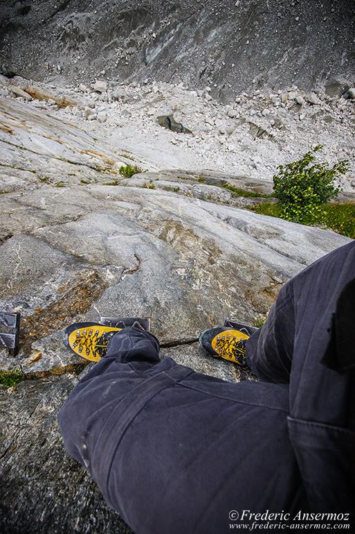 Marche glacier chamonix 19