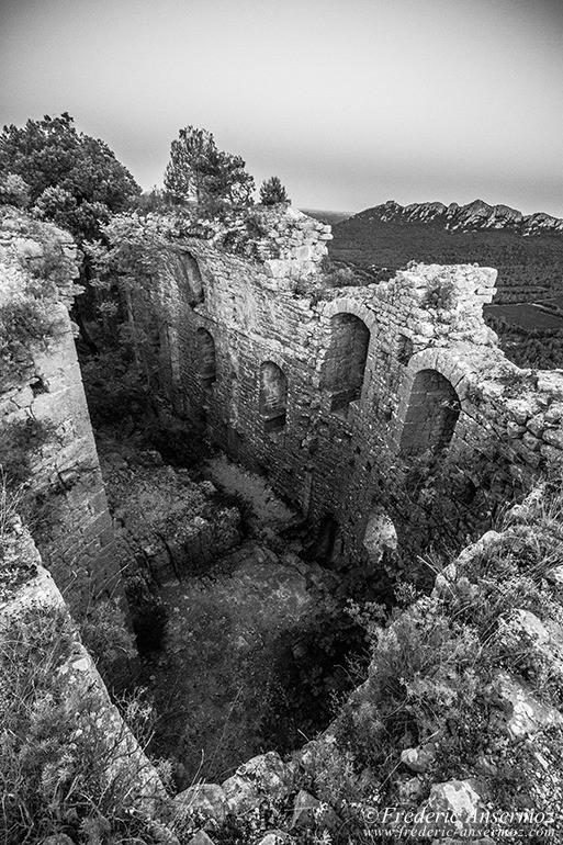 Chateau vivouires 06