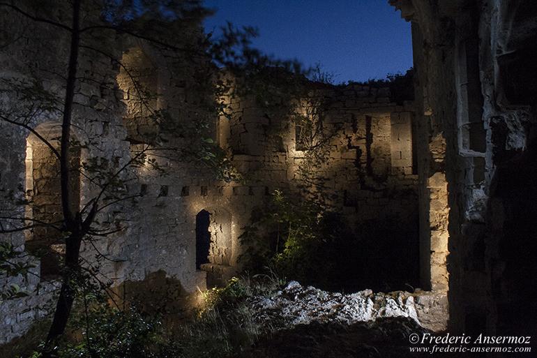 Chateau vivouires 17