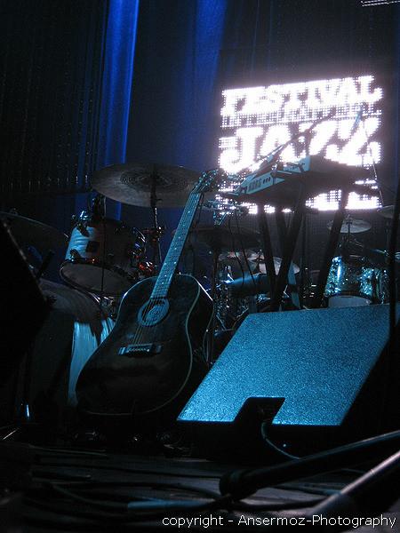 John Butler stage Jazz Festival of Montreal