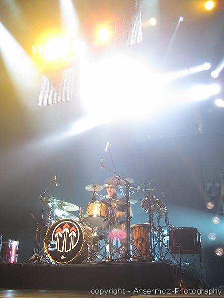 John Butler Trio drummer in Montreal Metropolis
