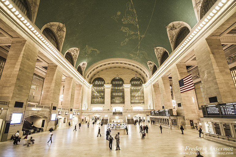 Nyc central station