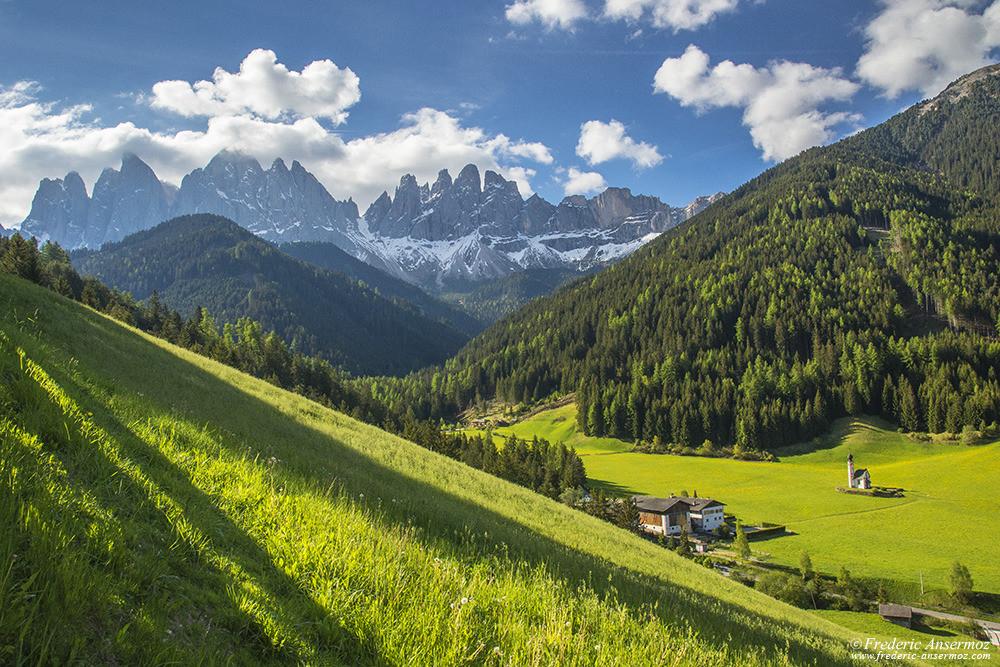 Dolomites val di funes italy 01