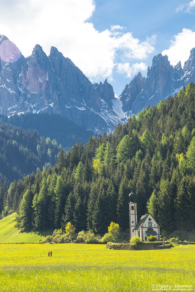 Dolomites val di funes italy 02