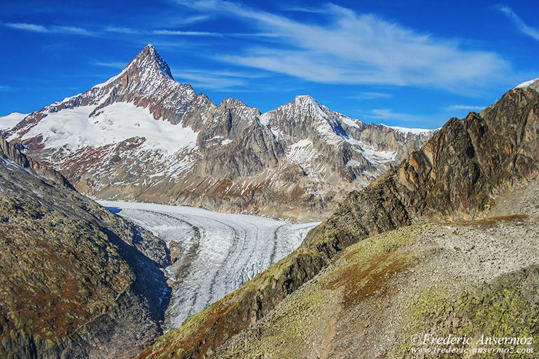 Fiescher glacier 14