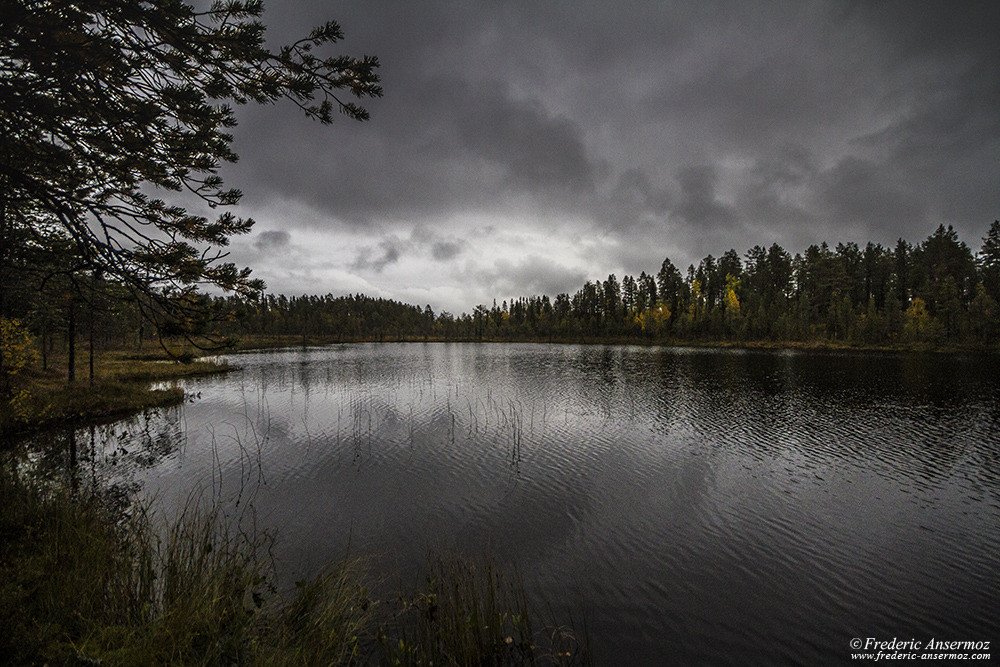 Wetlands in Finland, Oulanka National Park