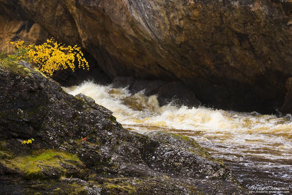 Kiutaköngäs, River Oulankajoki