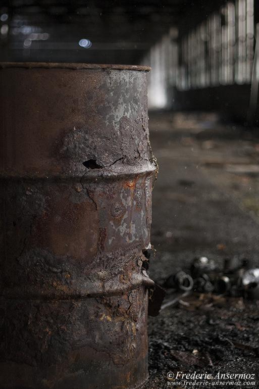 Abandoned plant stelfil 01