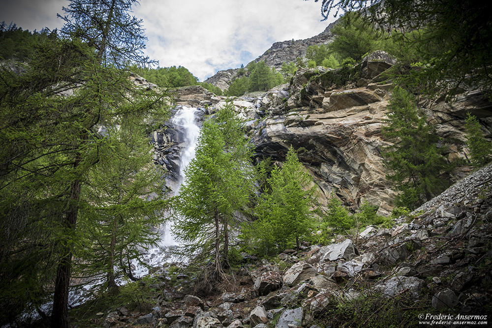 Waterfall Gran Paradiso, Grand Loson torrent