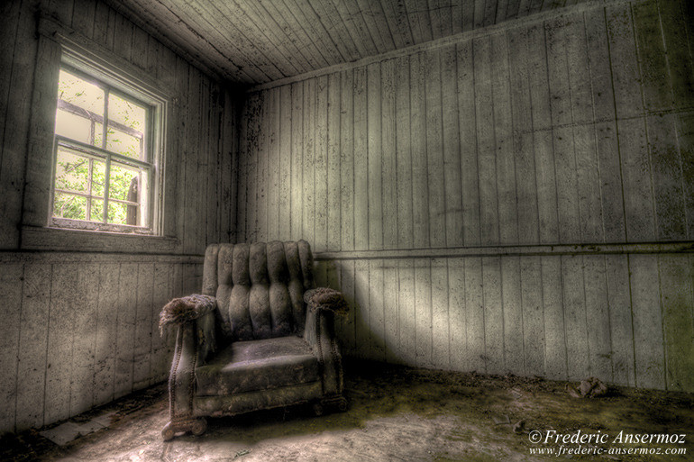 Creepy place hdr
