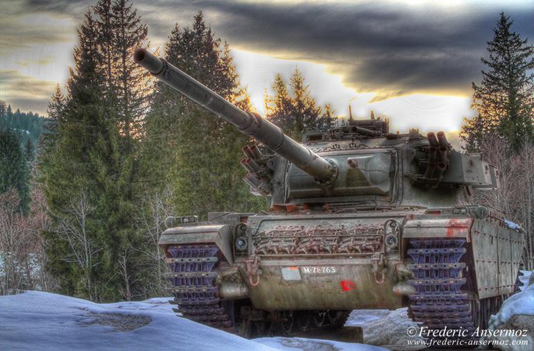 Tank hdr