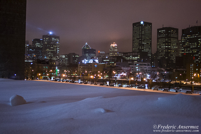Montreal hiver 20