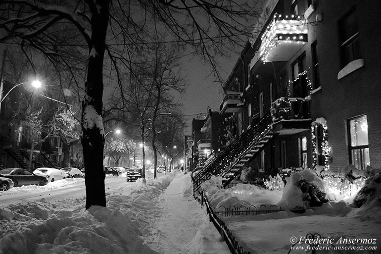 Rues montreal hiver 09