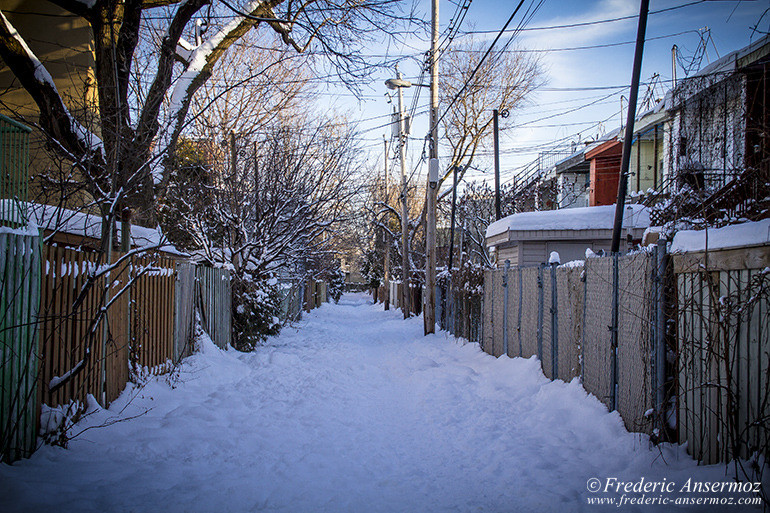 Rues montreal hiver 13