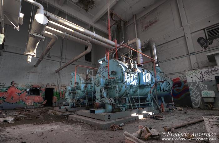 Dickson incinerator 154