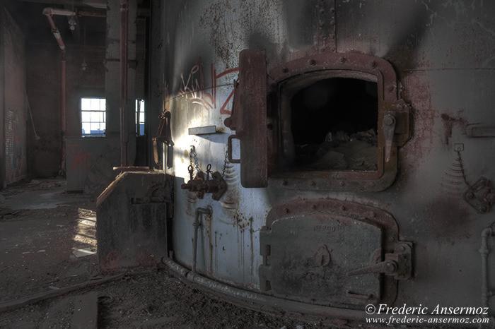 Dickson incinerator 188