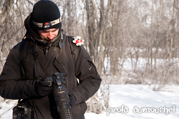 Jarold dumouchel fred 16